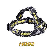 Head Strap Headband For 18650 Headlight Flashlight Lamp Torch Head9H
