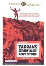 Tarzans Greatest Adventure (DVD, 2009)