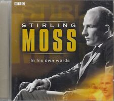 Stirling Moss in His Own Words CD Audio Book BBC Interviews Motor Racing Driver