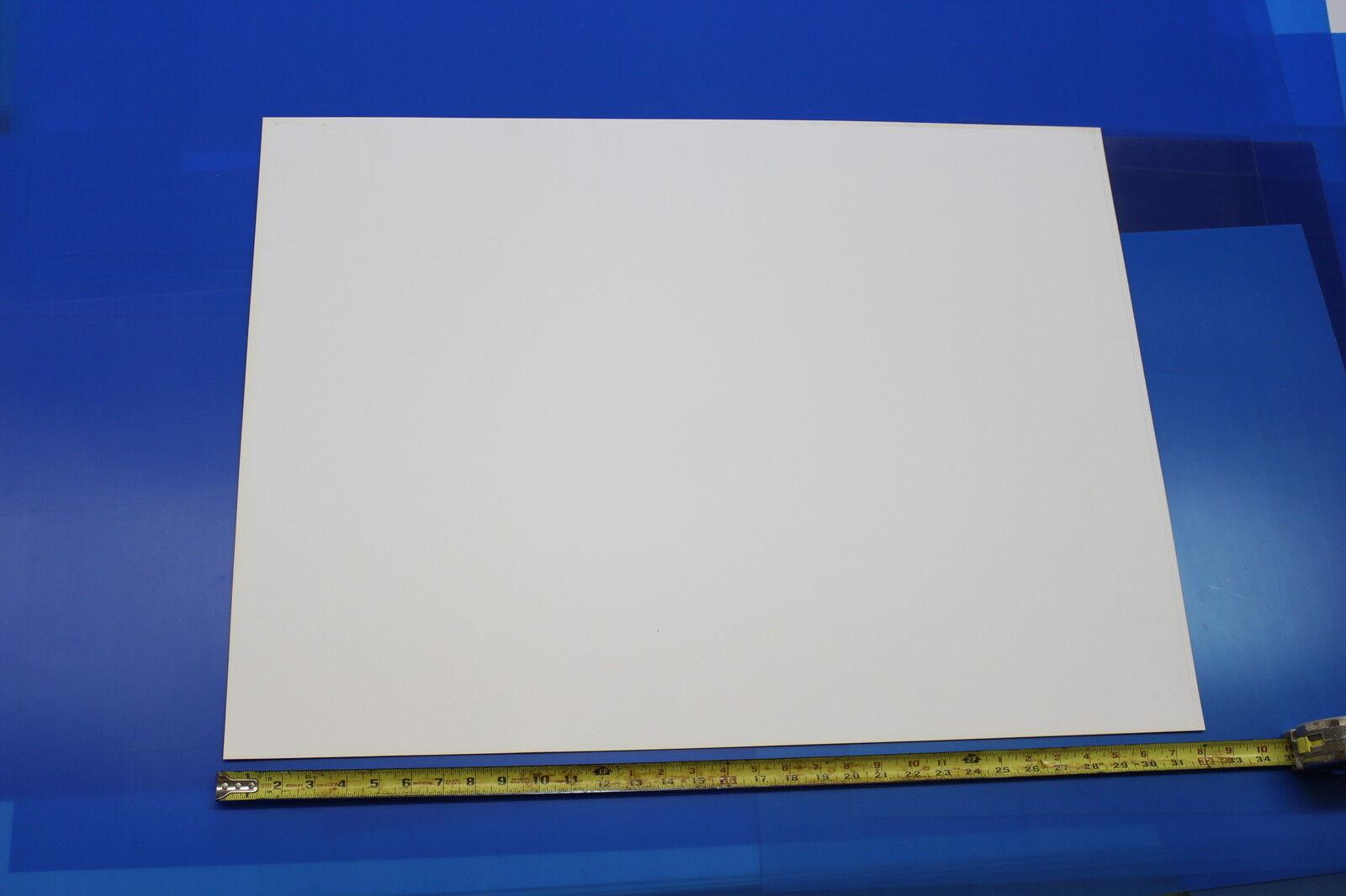 "PETG CLEAR PLASTIC SHEET 0.030/"" X 24/"" X 48/"" VACUUM FORMING RC BODY HOBBY"