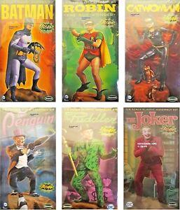 Moebius-1-8-Batman-Classic-TV-Series-Figure-New-Plastic-Model-Kit