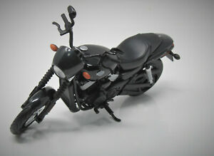 Modello-1-12-Harley-Davidson-Street-750-NERO-2015-Maisto-53233