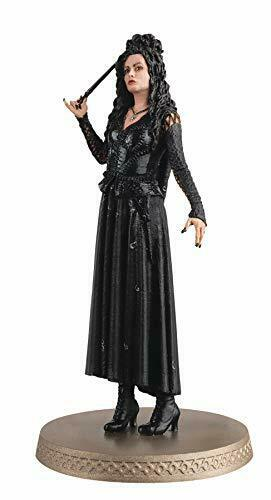 Multicolore Figura Bellatrix Lestrange Wizarding World Figurine Collection
