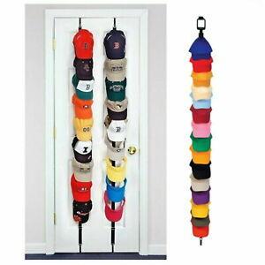 Door-Baseball-Cap-Hat-Holder-Racks-Organizer-Closet-Storage-Hanger-Adjustable