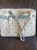 Vera Bradley Watercolor Baby Bag & Terry Changing Pad - With Tags Vintage