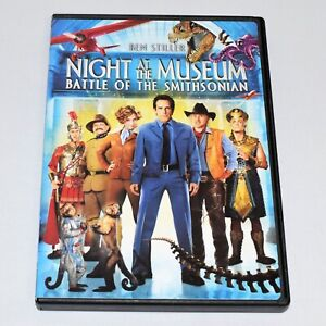 Night at the Museum Battle of the Smithsonian 2009 Comedy Ben Stiller Widescreen