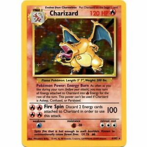 🔥 VINTAGE CHARIZARD CARD GUARANTEED…