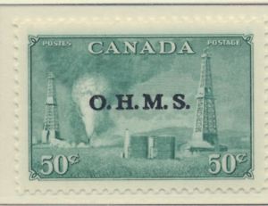 Canada-Stamp-Scott-O11-Mint-Never-Hinged