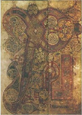 BOOK OF KELLS ~ LINED WRITING JOURNAL MAGNETIC CLOSURE ~  BRAND NEW GIFT QUALITY
