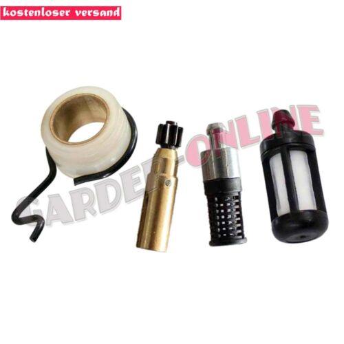 Ölpumpe Schnecke Ölfilter für Stihl 017 018 019 021 025 MS170 MS180 MS210 MS250