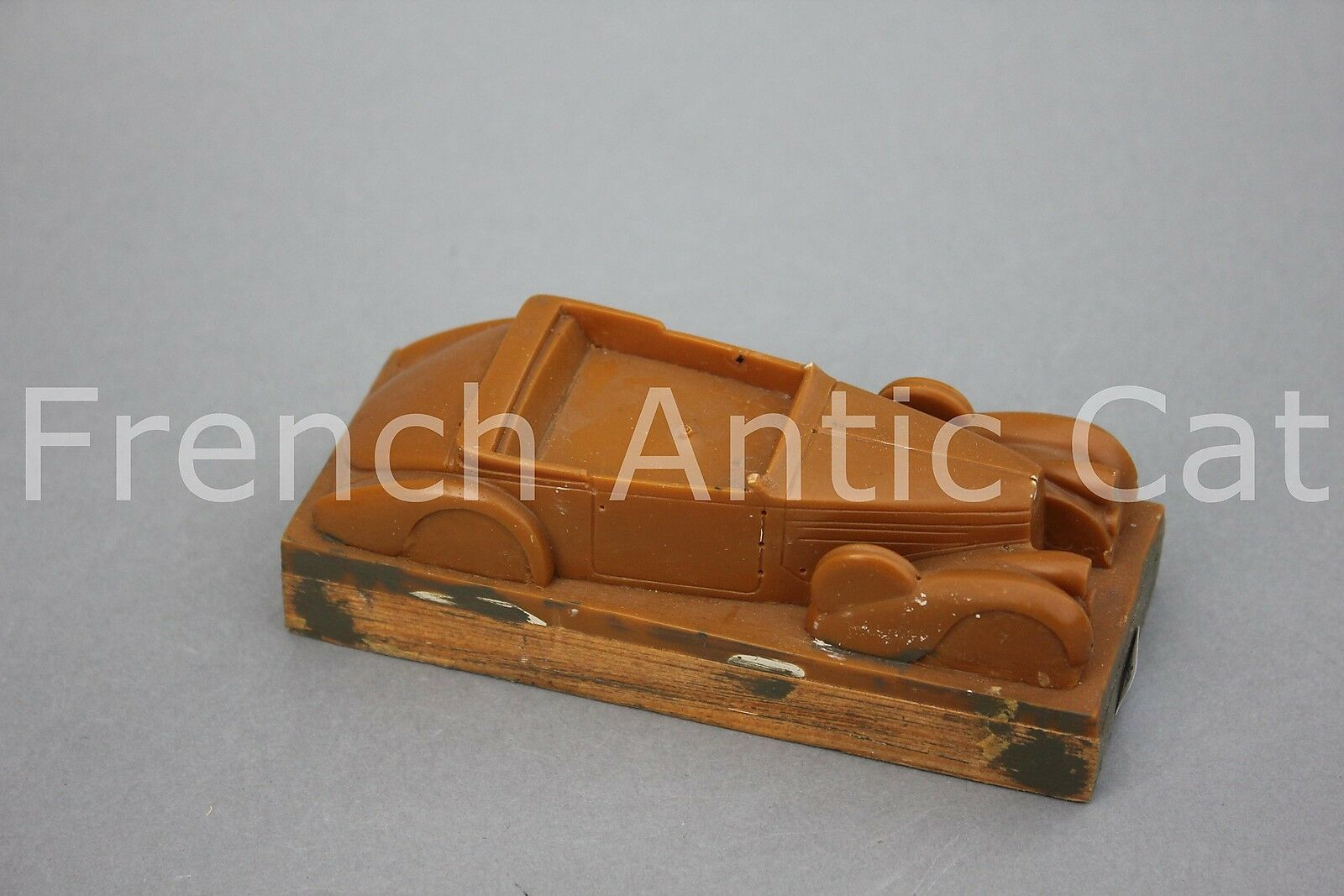 Rare Die Mold Predotype Resin Bugatti Cabriolet 57 C1 1 43 Heco Models Wu
