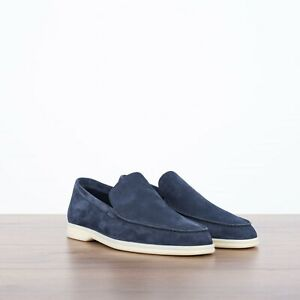 LORO-PIANA-785-Summer-Walk-Moccasin-In-Irish-Blue-Suede-Calfskin