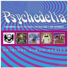 PSYCHEDELIA - ORIGINAL ALBUM SERIES 5 CD NEU