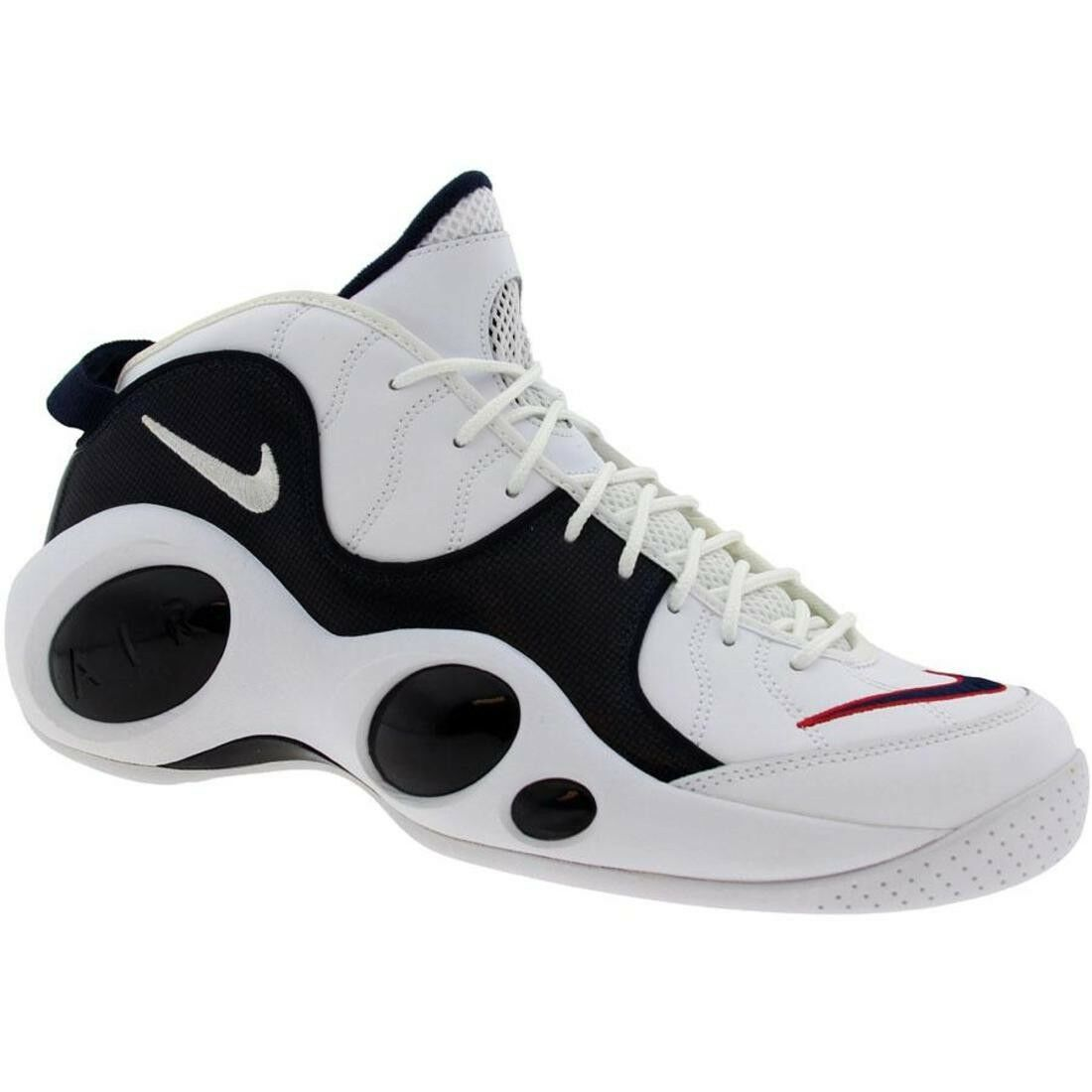317810-141 Nike Nike Nike Air Flight 95 White Navy 317810-141 2008 1aa2b9