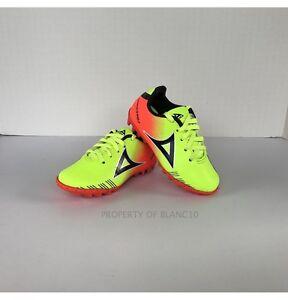 Pirma TODDLER Turf Soccer Cleats-Style 180-Blue//Pink-Supreme Mamba