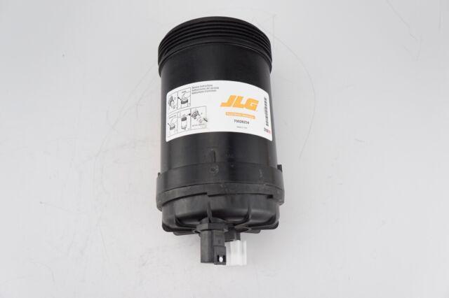 jlg 70026234 primary water fuel separator for fork lifts jlg 600s fuel filter jlg fuel filter #9
