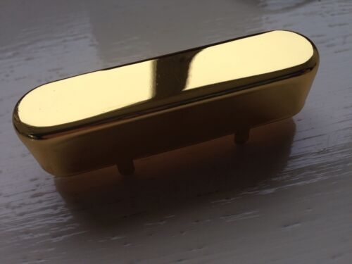 Neck Pickup Cover Gold Chrome Plated for Vintage Telecaster Tele TL Guitar