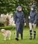 Indexbild 2 - Regenmantel Reitmantel Dover Kapuze Reitschlitz Reflektoren Regenschutz