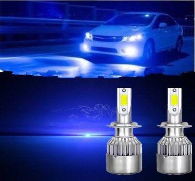 2pc New Ice Blue 9005 HB3 LED Headlight Bulb for Honda Pilot 2006-2018 Hi Beam