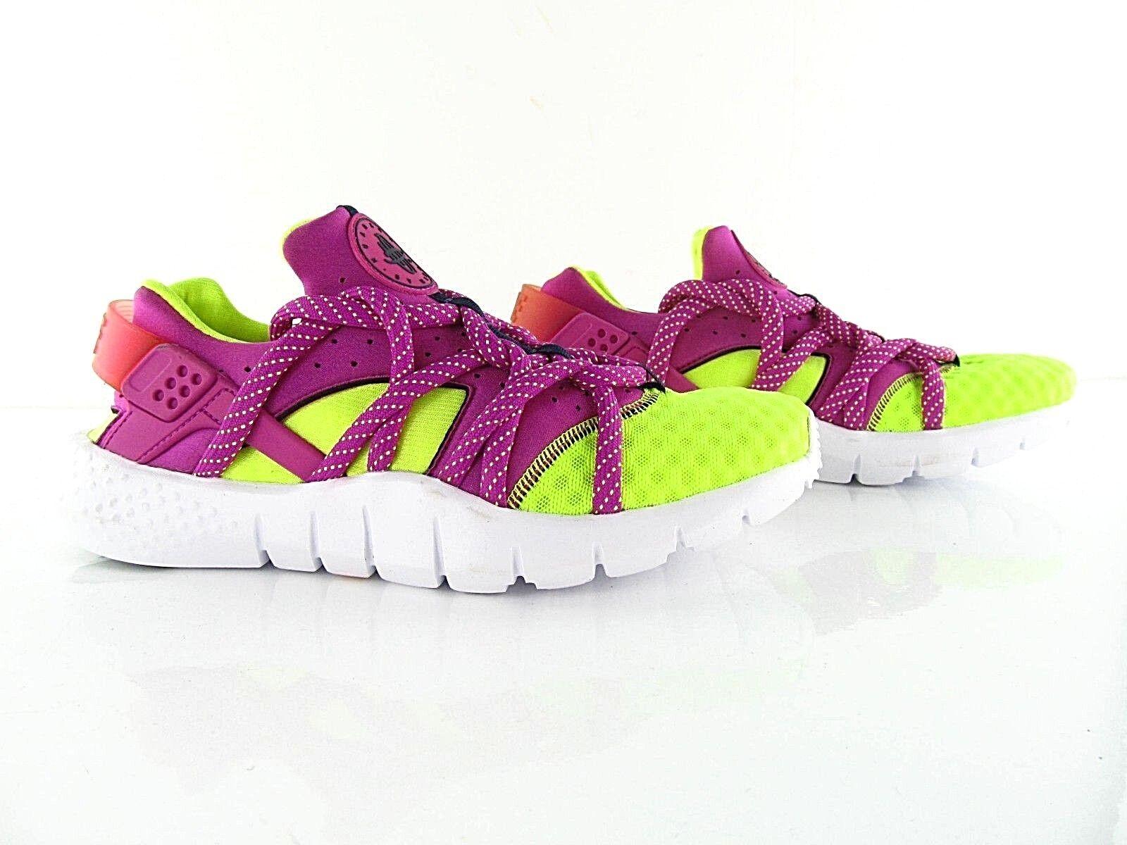 Nike Air Flash Huarache NM Volt Fuchsia Flash Air UK_7 US_8 Eur 41 f4fe62