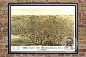 Vintage-Buffalo-NY-Map-1880-Historic-New-York-Art-Old-Victorian-Industrial