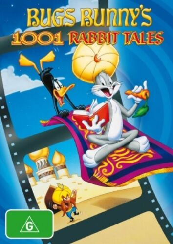 1 of 1 - Bugs Bunny's 1001 Rabbit Tales DVD NEW