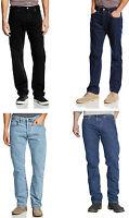 Levi's Mens 501 Black Stone Wash Indigo One Wash Light Wash Original Fit Jeans