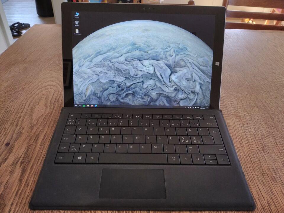 Microsoft Surface Pro 3, 1,9 GHz, 8 GB ram