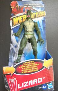 Hasbro 37267 the Amazing Spider-Man Web Battlers Slash Attack Figure Nip Rare