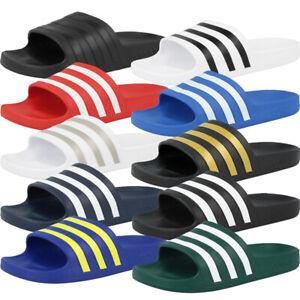 Details zu Adidas Adilette Aqua Badelatschen Badeschuhe Sandalen Schuhe Slipper Pantoletten