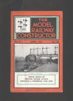 The Model Railway Constructor - April 1937