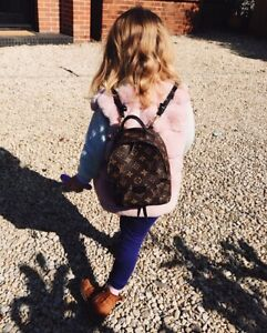 Girls Kids Pink Faux Fur Gilet Waistcoat Jacket Children Toddler Vest Winter