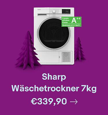 Sharp Wäschetrockner 7kg