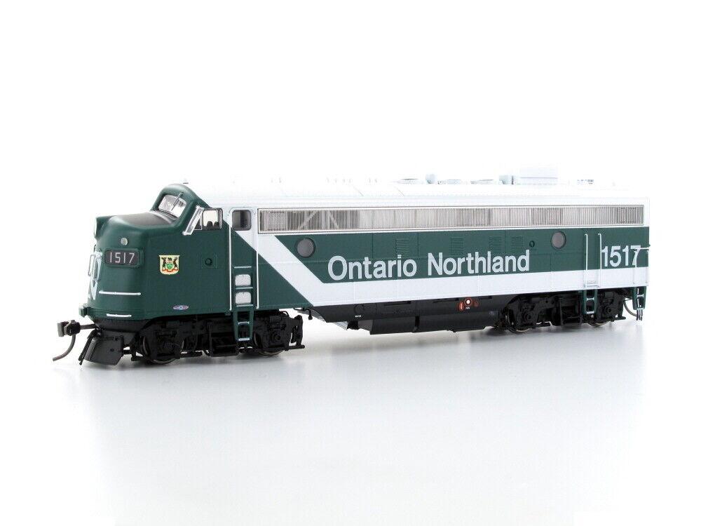 Rapido 222527 diesellok gmdd fp7 Ontario Northland nº 1517 Digital Sound Spur h0