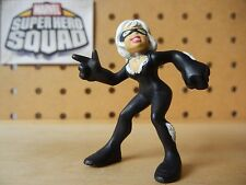 Marvel Super Hero Squad RARE BLACK CAT from Spider-Man Wave 18