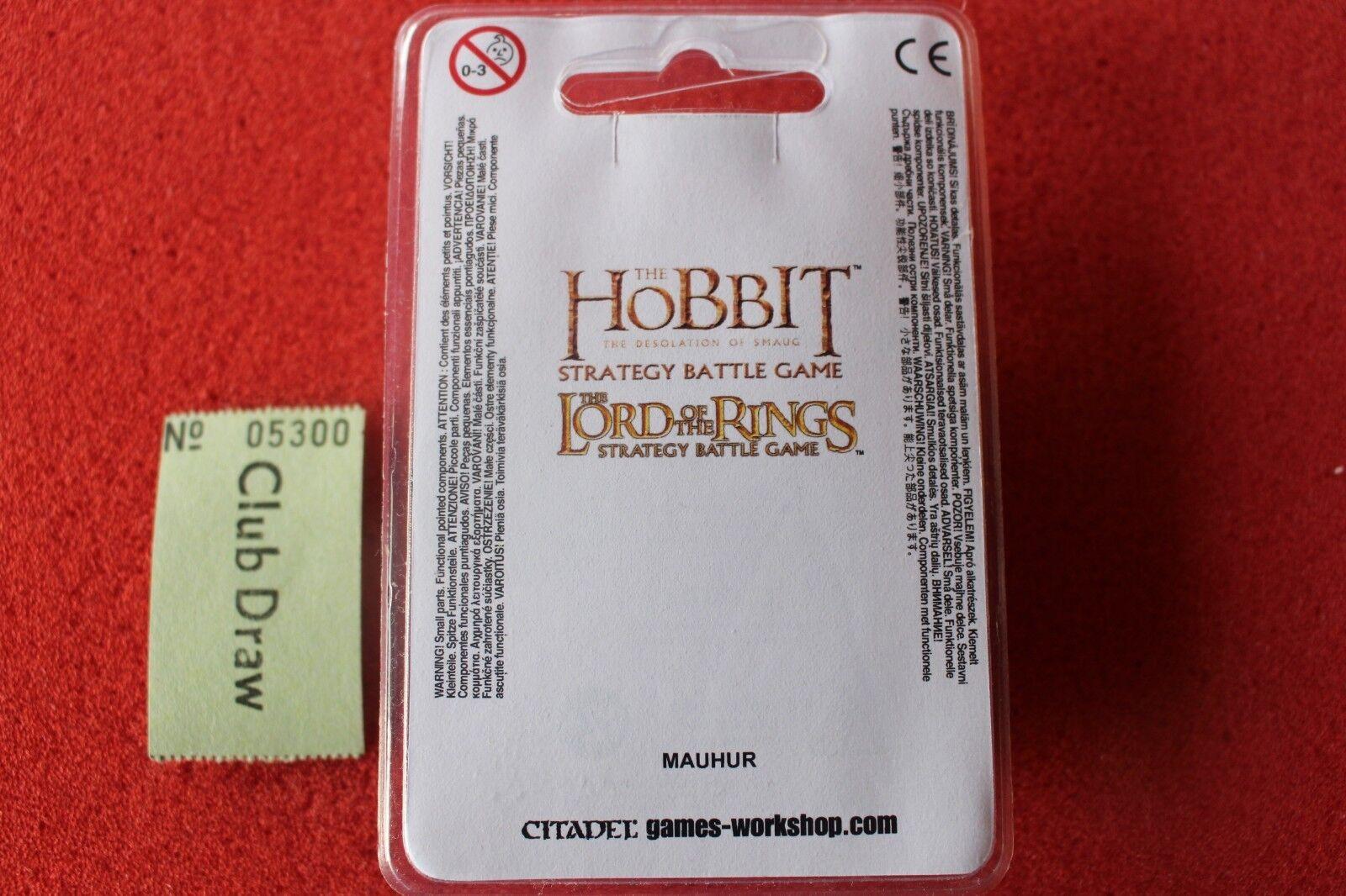 Games Workshop Lord of the Rings Mauhur LoTR BNIB New Sealed Mauhúr UrukHai GW