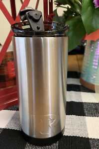 RTIC 506 Double Wall Vacuum Insulated Tallboy 10 oz Stainless Steel