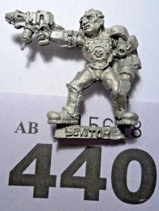 Warhammer 40k Adeptus Mechanicus Serviteur Inédit 2 Lot W440