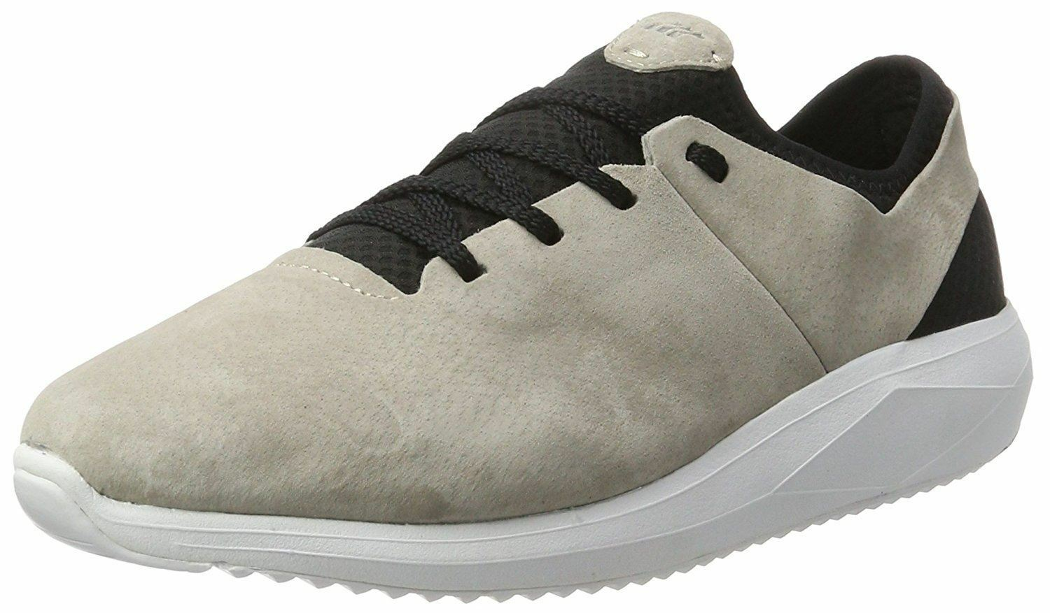 Boxfresh Ceza Trainers Gris Negro Hombre Suede Trainers Ceza Zapatos 8432c9