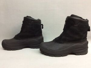 cde7a6ea836 Details about Elk Woods Mens Waterproof Thinsulate Isulation Winter Boots  Black, Size 7M US