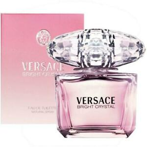 Bright-Crystal-by-Versace-for-Women-3-0-oz-90ml-EDT-Spray-New-In-Box