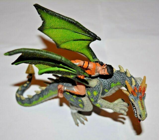 Bullyland 75587 Dragons Cavalier NEUF