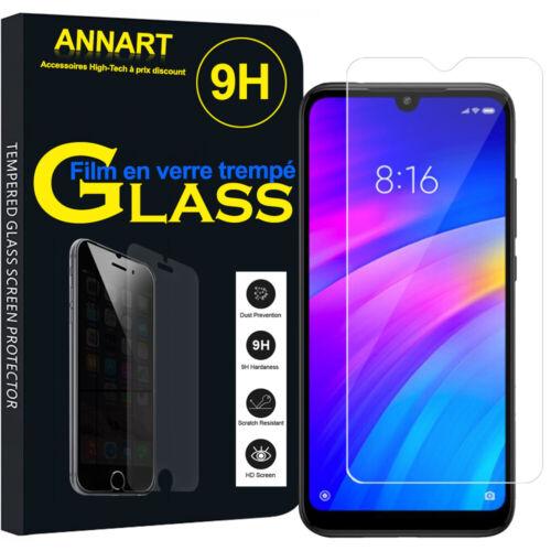 "Film Glass Tempered Glass Screen Protector for Xiaomi Redmi 7 6.26 /"""