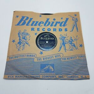 Glenn-Miller-From-One-Love-To-Another-amp-I-039-m-Thrilled-RCA-Bluebird-78-RPM
