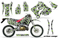 Amr Racing Honda Crm 250ar Graphic Decals Number Plate Kit Mx Bike Stickers Uc