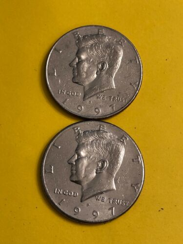 KENNEDY 1997 P D FREE SHIPPING