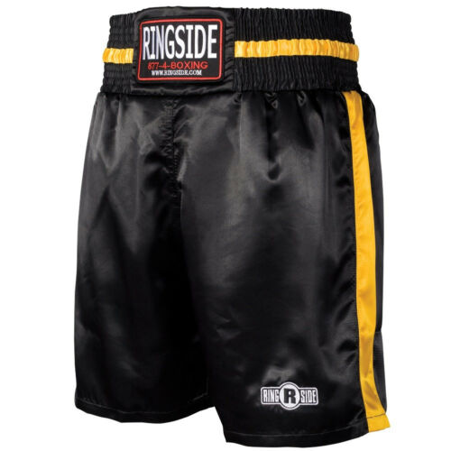 Ringside Pro Style Boxing Trunks Mens Gym Shorts