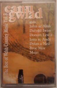 Canu-Gwlad-Best-Of-Welsh-Country-Music-Volume-3-Cassette-1998-Sain-C2194-Mojo