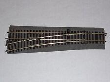 Roco Line HO mit Bettung Schienen Gleise Weiche links  WL15 42538