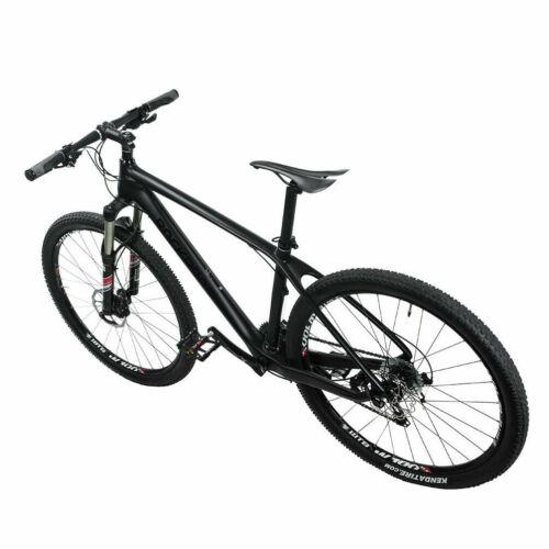 ROCKBROS Manubrio Bicicletta Grip Ergonomico Lock-On Grip MTB BIKE 1 Paio Nero